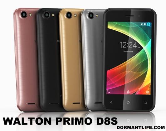 Walton Primo D8S